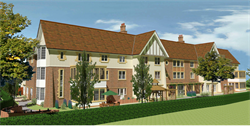Barchester Healthcare Project Award - New Care Home, Sherborne