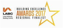 LABC Building Excellence Awards 2017 Finalist!