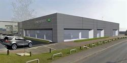 £2.3M contract to build a Land Rover dealership in Yeovil, Somerset