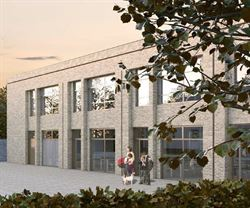 Acheson secure project at Princes Mead School