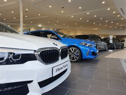 BMW North Oxford is a hive of activity