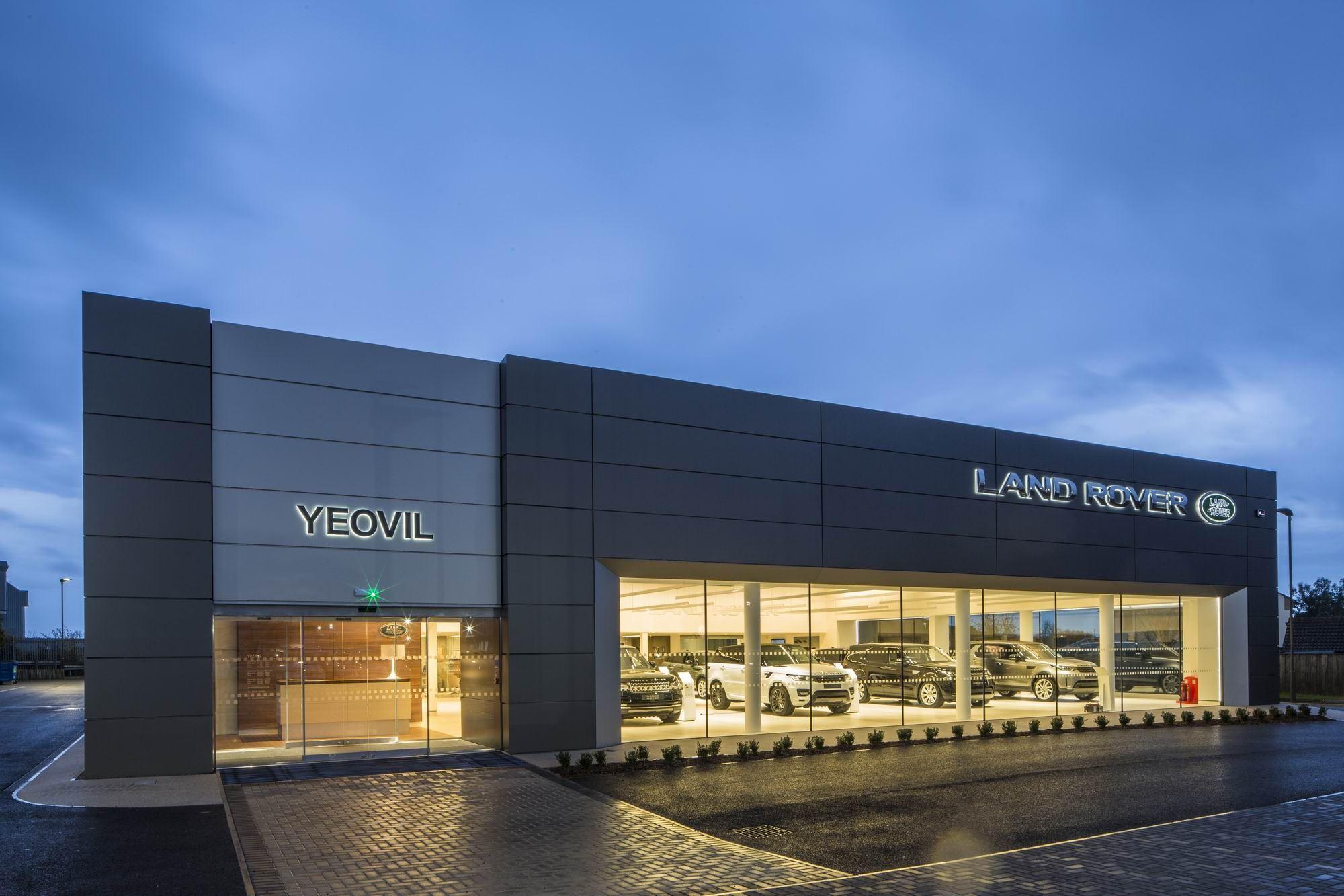 Land Rover, Yeovil, Somerset
