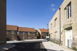 Roussillon Barracks, Chichester, Sussex